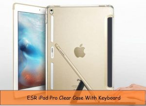 Keyboard Case with Clear and Bluetooth Keyboard