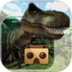 Jurassic iPhone VR app