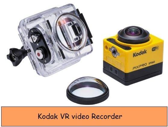 Kodak VR camera