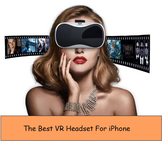 iPhone compatible VR Headsets for 3D view