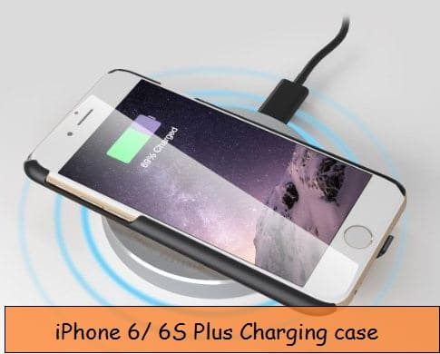best wireless charger for iphone 6 6s 6 plus iphone se. Black Bedroom Furniture Sets. Home Design Ideas