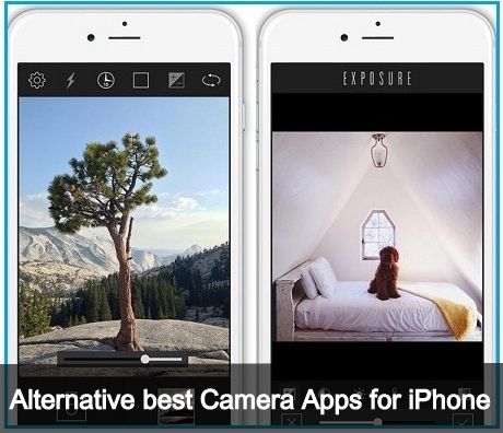 Alternative best Camera Apps for iPhone ipad 2016