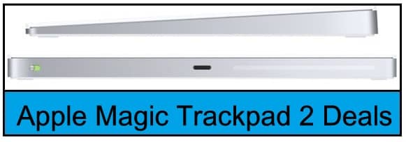 Best Deals Apple Magic Trackpad 2 2016 black friday