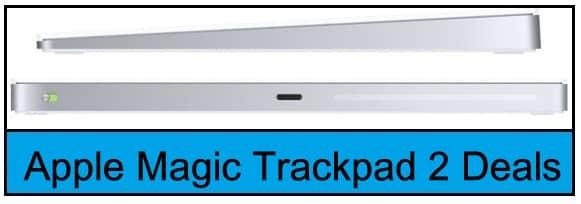 Best Deals Apple Magic Trackpad 2 2016 black friday