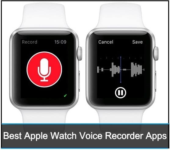 Best Apple Watch Voice Recorder Apps