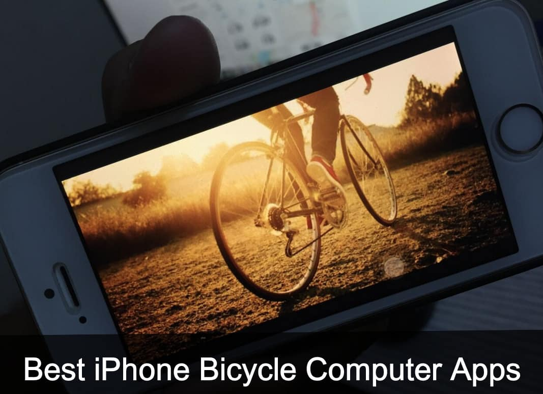 Free Best iPhone Bicycle Computer Apps 2016