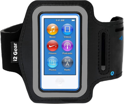 Best iPod Nano 7th generation 8th Gen Armband