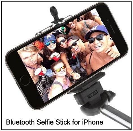 top Selfie Stick for iPhone SE, iPhone 5S, iPhone 6S
