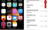 Delete all recent calls history on iPhone SE, iPhone 6S