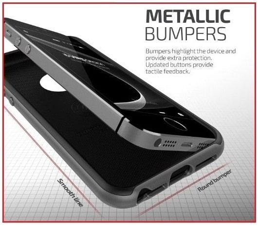 drop tested versu iPhone SE Military case best