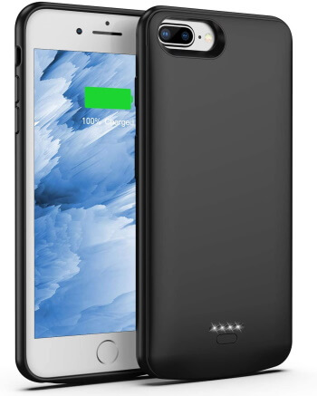 Swaller iPhone 8Plus Battery Case