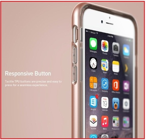 Bumper Case for iPhone 6S Plus 2016