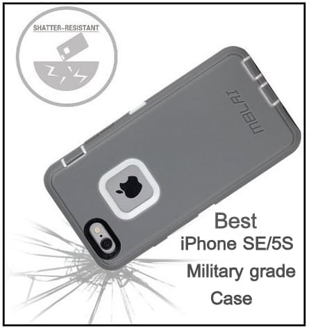 best iPhone SE belt clip holster case