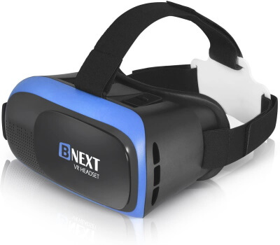 Universal Virtual Reality Headset for iPhone, Android