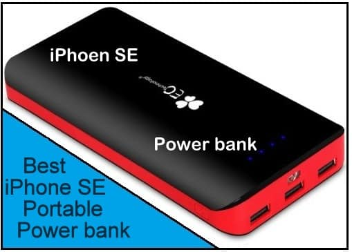 top 22400mAh External Power bank for iPhone SE 2016