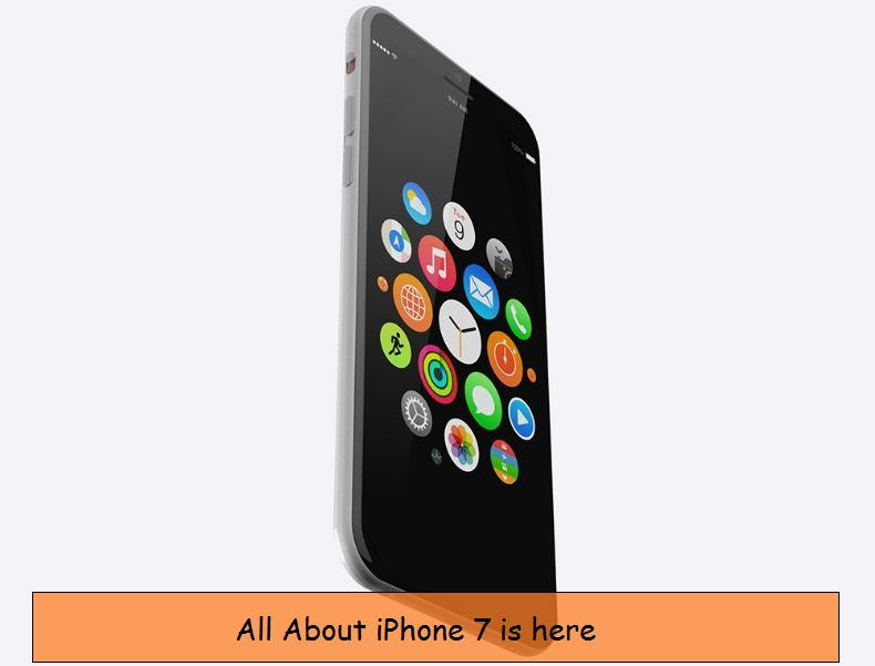 iPhone 7 Update in news, Rumors and Final Design
