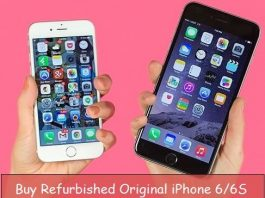 buy Refurbished unlocked iPhone 6 and iPhone 6S