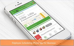 Wheniwork: Employee Scheduling iPhone app for Business