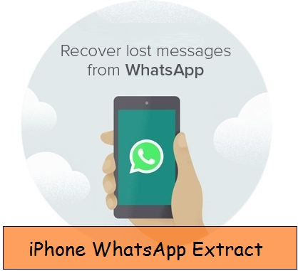 Backup and restore whatsapp messages on iPhone / iPad