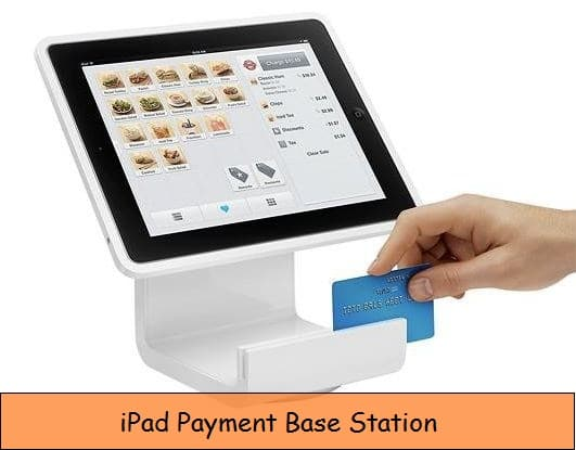 Payment Base Station by Square