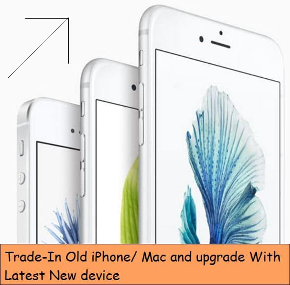 Get cash for old device from Apple or Gazelle