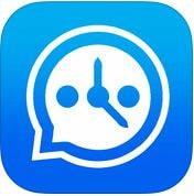 Text Timer iOS app for Forward Text
