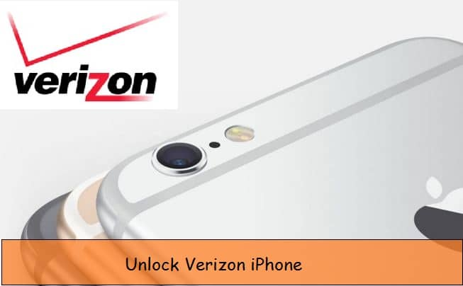 Unlock Verizon iPhone in USA