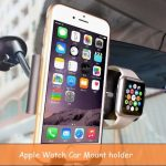 Best Apple watch car charger: 38mm/ 42mm Hold on Stand
