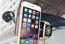 Apple watch car charger or Docking Station