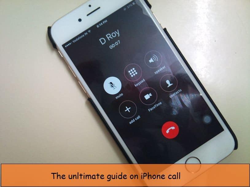 Iphone Calling App