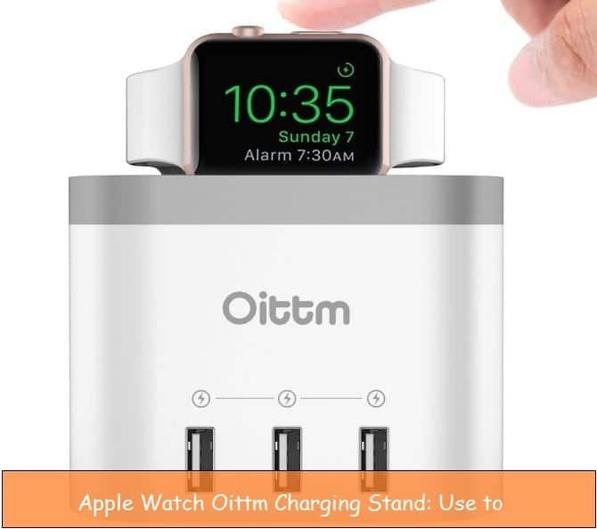 Multiport Apple Watch car charger