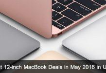 best MacBook Deals in May 2016 in USA