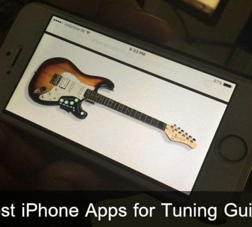 best guitar tuner iphone apps in 2019 useful for musicians howtoisolve. Black Bedroom Furniture Sets. Home Design Ideas