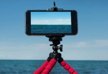 Lightweight Tripod adepter for iPhone 6S Plus 2016