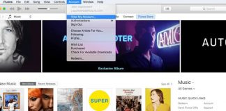 latest Version of iTunes on your Mac