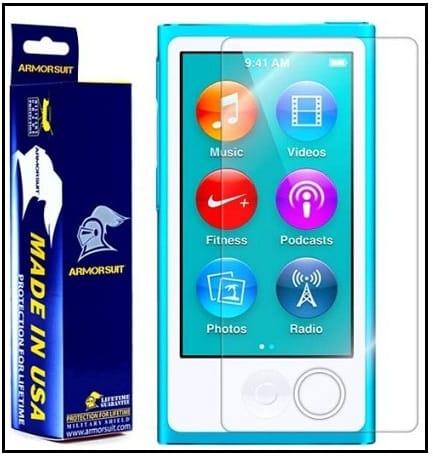 The best iPod Nano 7th Generation Screen Protectors