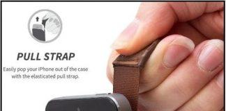 Snugg iPhone SE sleeve 2016