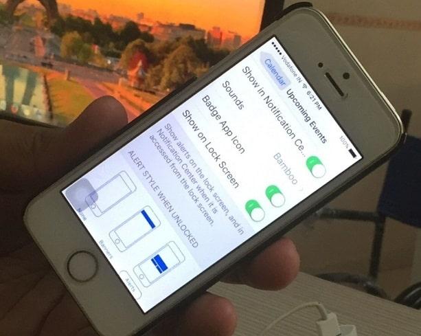 How to Fix iPhone Calendar Reminder not Working, iPad Air, iPad mini iOS 9