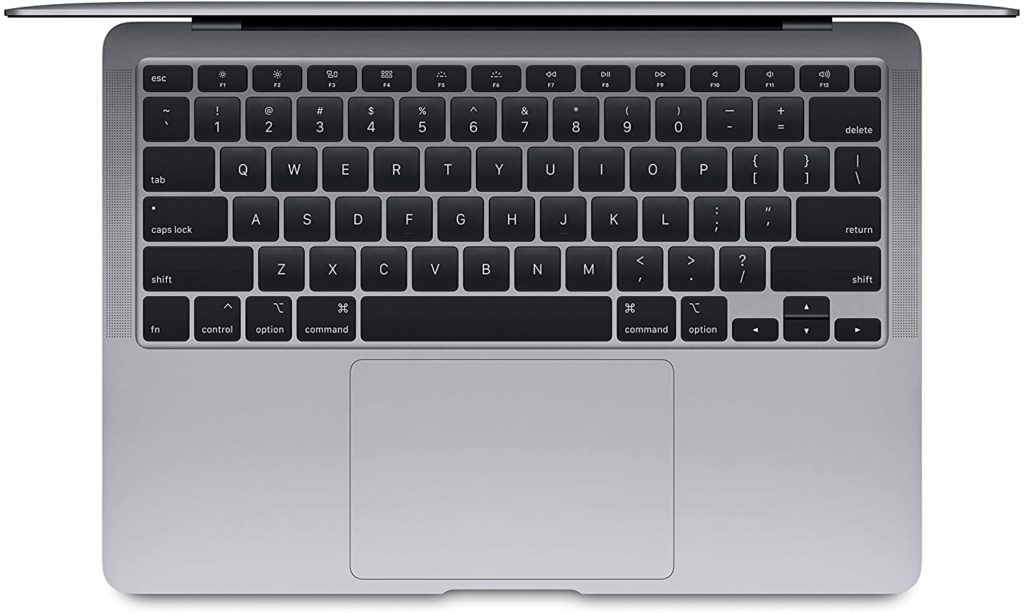 macbook air 13.3 inch March 2020