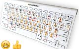 Emoji keyboard for iPhone, iPad: iOS 9