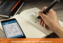 Smartpen for iPhone And iPad