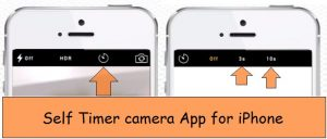 Best self timer camera iOS app: iPhone, iPad, iPod Touch