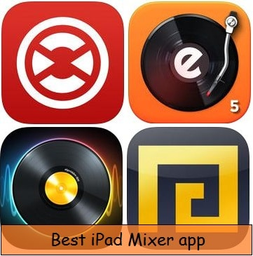 Best iPad Mixer App for mix songs
