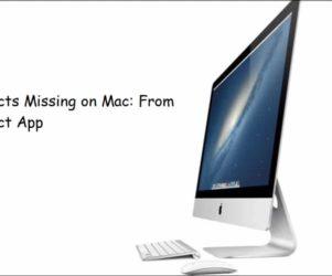 Contact App not working in Mac, MacBook, Air, Pro