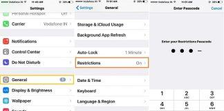 Stop delete iPhone app with iOS 9