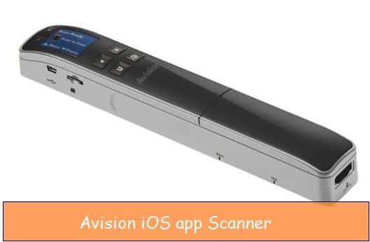 Auto Scan document on iPad remotely