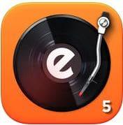 edjing iPad mixer app