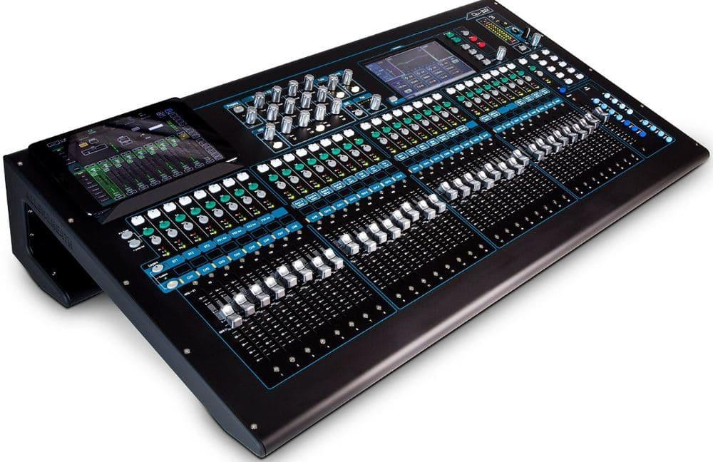 best ipad controlled mixer ipad sound mixer studio recording console apps. Black Bedroom Furniture Sets. Home Design Ideas