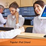 Best iPad counter stand: Very stable and Easily Viewable to customer