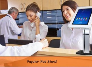 iPad stand for Desk